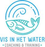 Vis in het water Logo